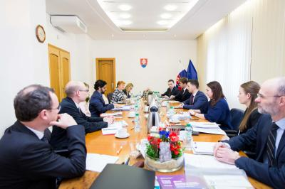 OECD/DAC Peer Review of the development cooperation system in the Slovak Republic