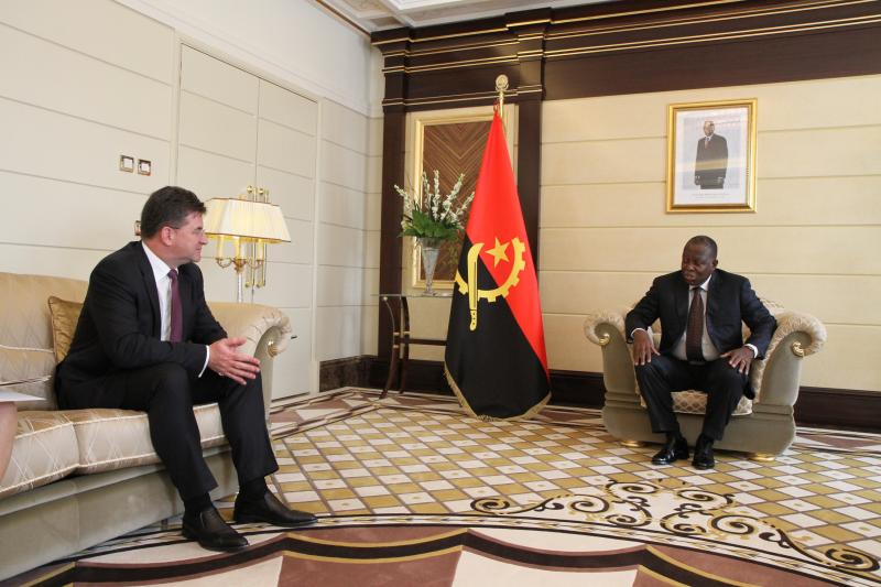 SR-Angola: Specific steps to strengthen cooperation
