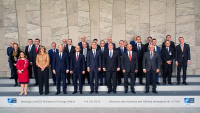Current Security Threats in Focus during the NATO Foreign Affairs Ministerial Meeting
