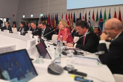 OSCE Ministerial Council Launched in Milan