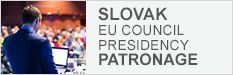 Slovak EU council presidency patronage